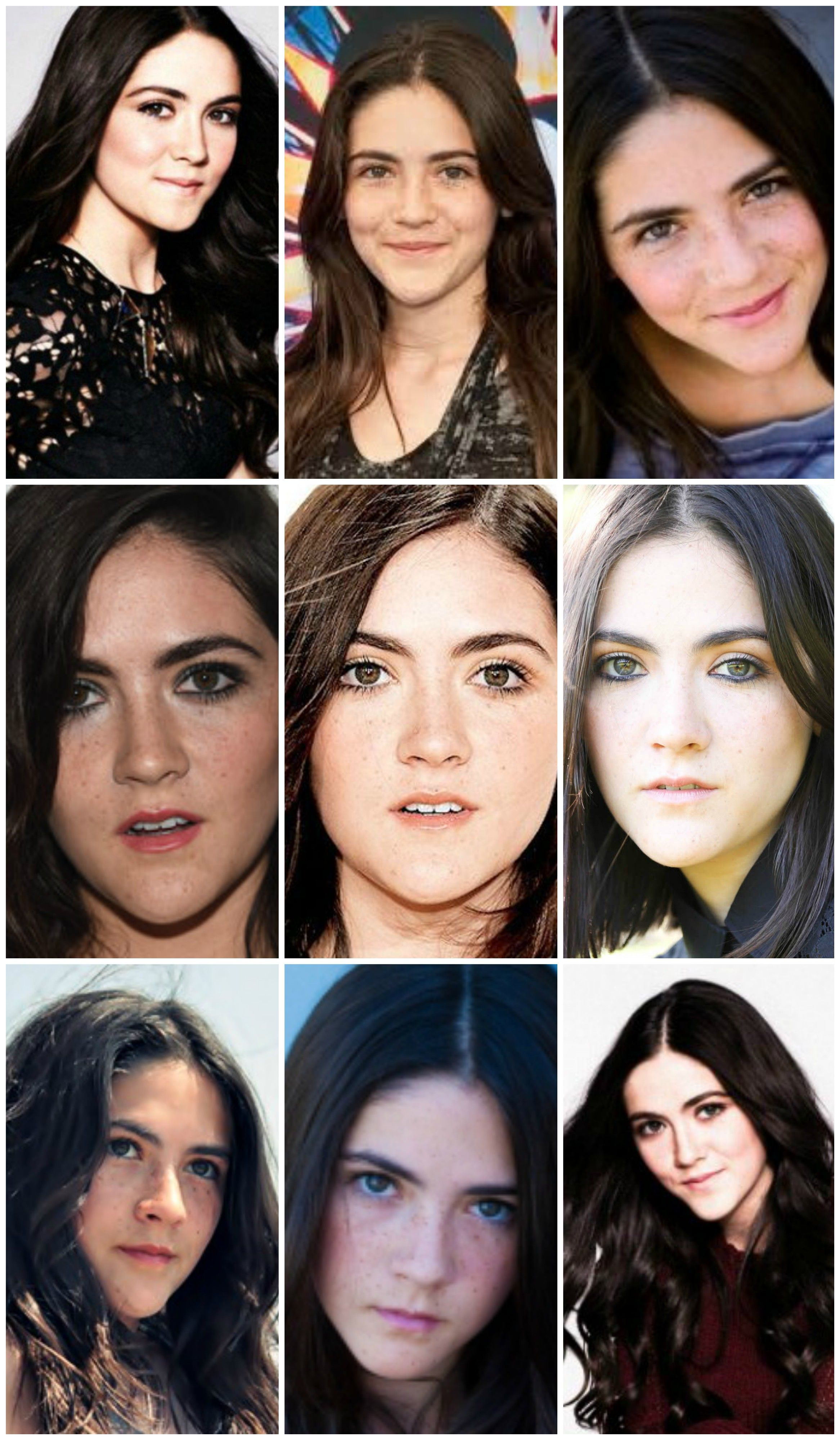 Another custom made Isabelle Fuhrman collage! | Clove ...