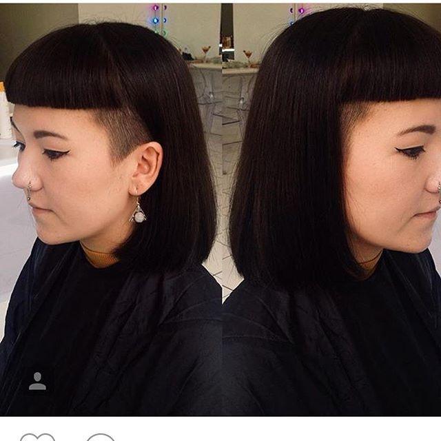 Goshorter Undercut Long Hair Hair Styles Punk Hair