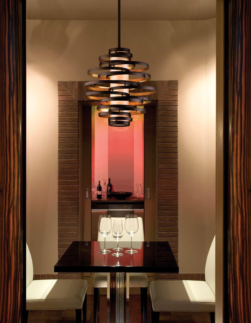 Room Vertigo by Corbett Lighting Corbett