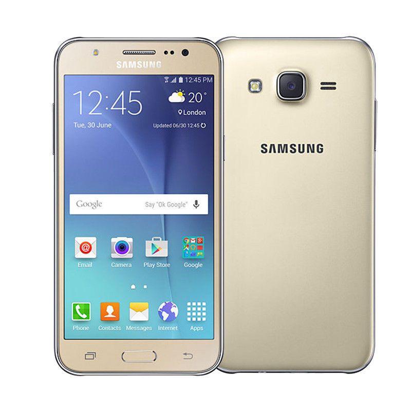 New 4g Lte Samsung Galaxy J5 J5008 Unlocked Dual Sim 2600mah Smartphone 16gb Samsung Bar Boost Mobile Phone Cellular Phone