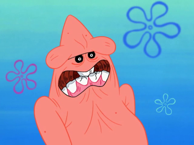 Weird Funny Pictures From Spongebob 5
