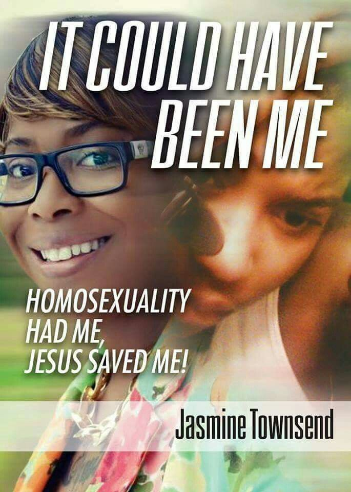 Jesus saved me from homosexuality