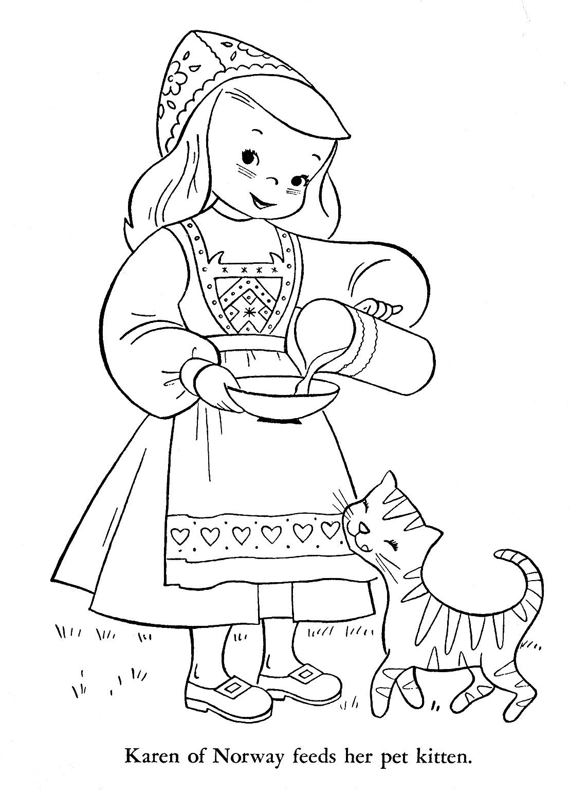 Clip Art Scotland Coloring Pages 1000 images about embroidery children of the world on pinterest around worlds coloring sheets for kids and belgium