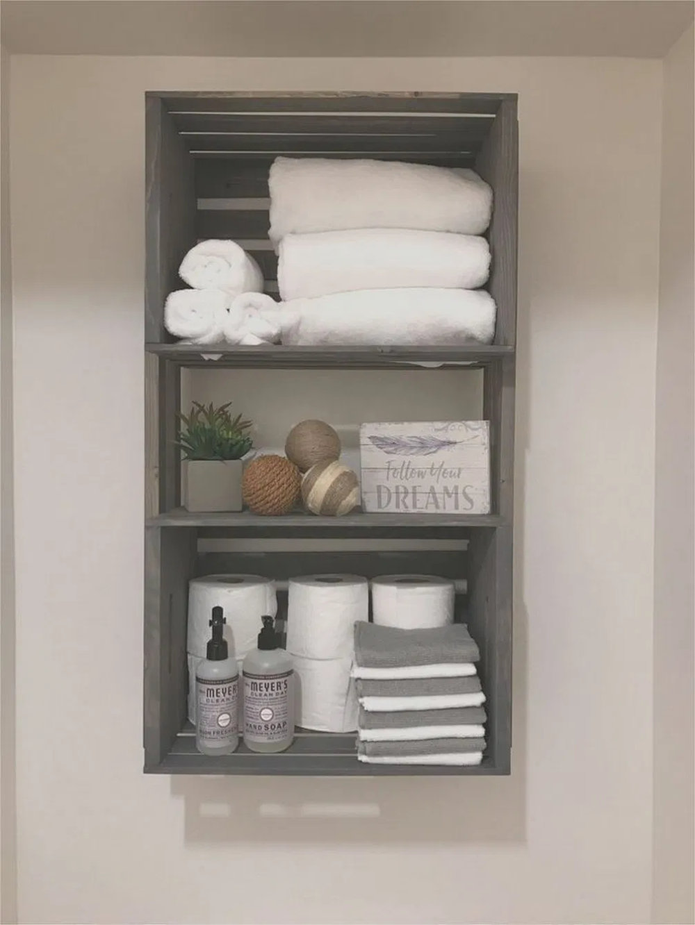 35 Clever Space Saving Solutions And Storage Ideas 14 Bathroom