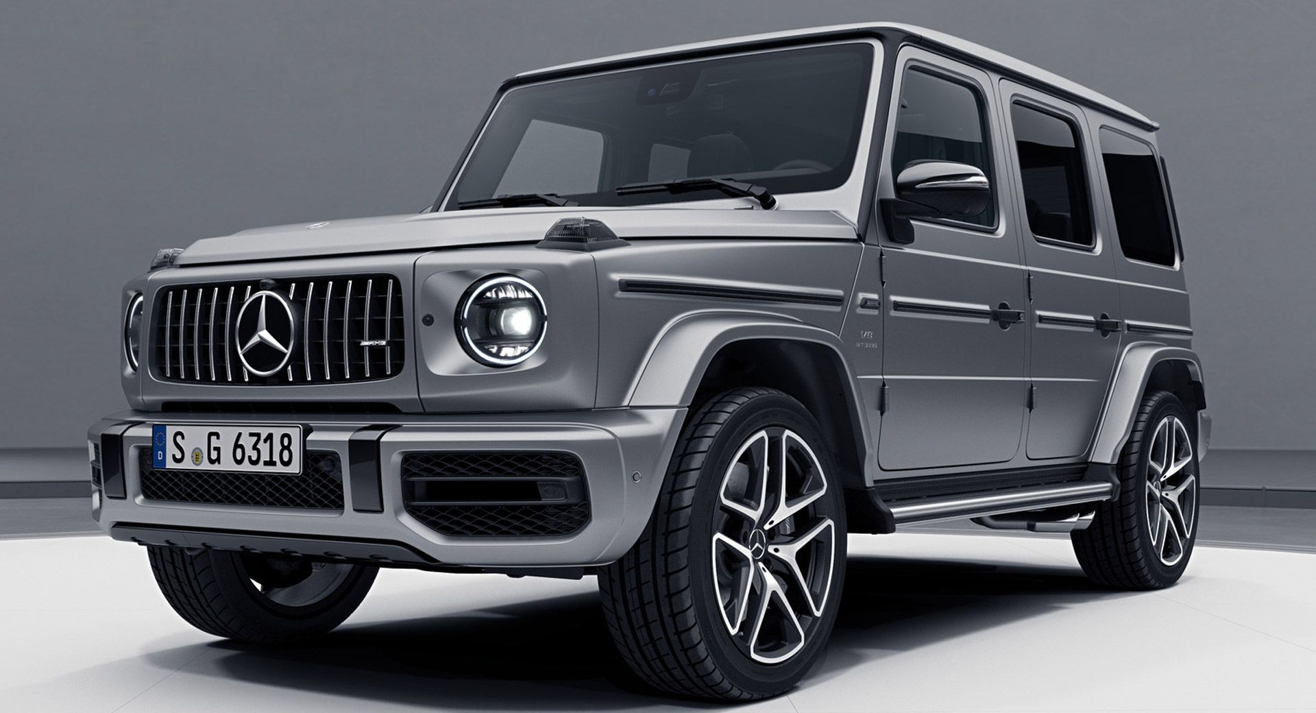 It doesn t more sinister than a 577 horsepower SUV with blacked out trim
