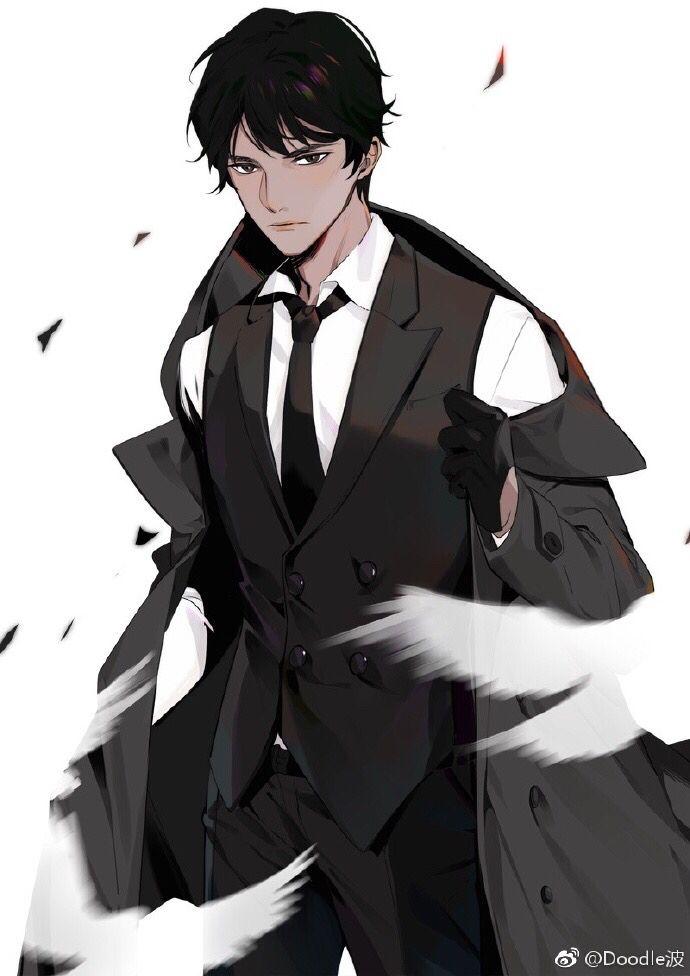 Artist Doodle波 Https Photo Weibo Com 5131774467 Anime Guys Anime Boy Character Art