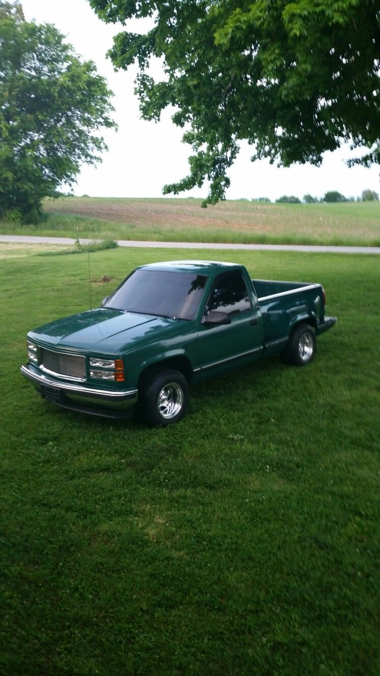 hight resolution of austin browe his 90 chevy lmc truck life