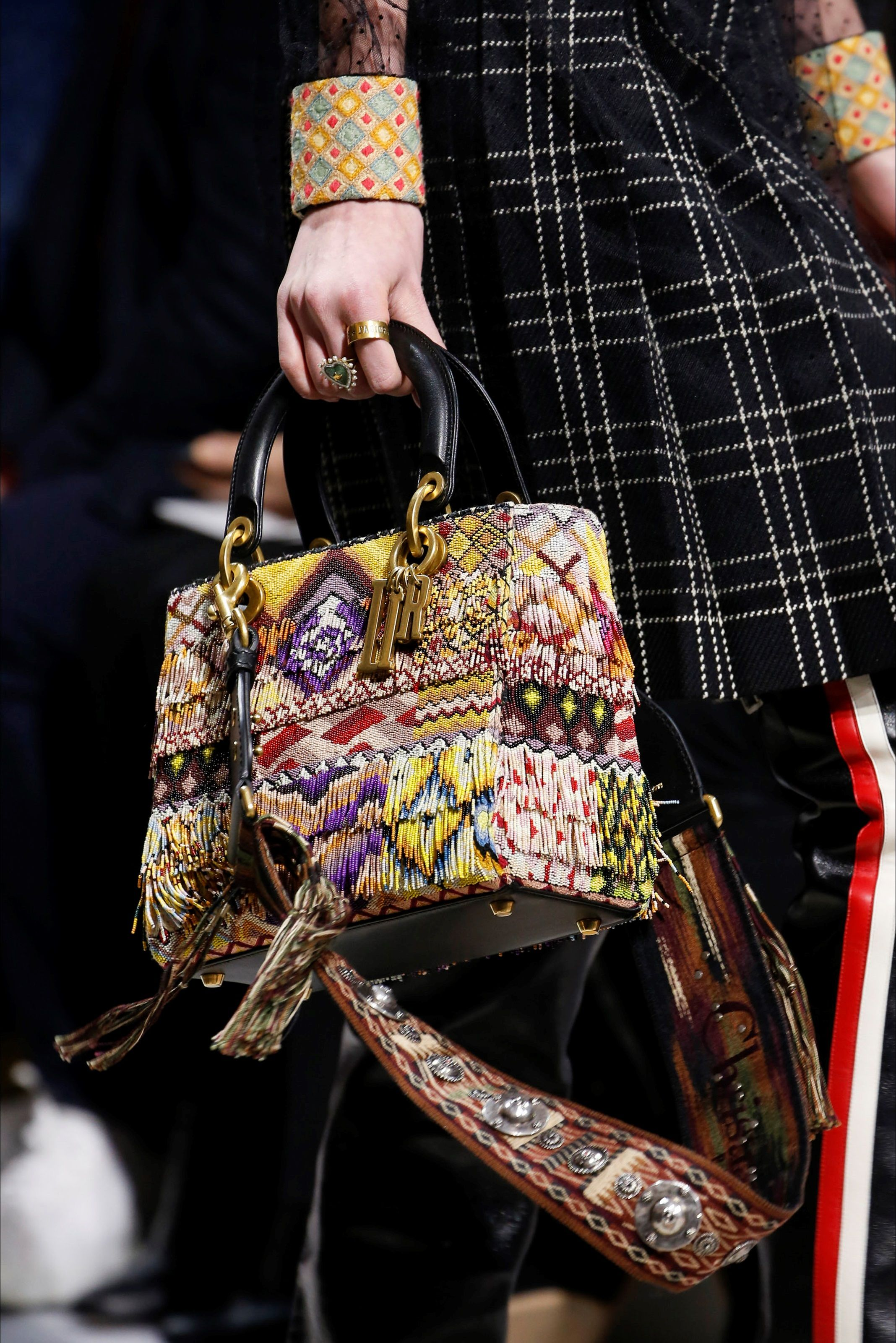 20b345e493 Christian Dior Otoño Invierno 2018/2019 - Paris #Christiandior #pfw  #fashion #readytowear