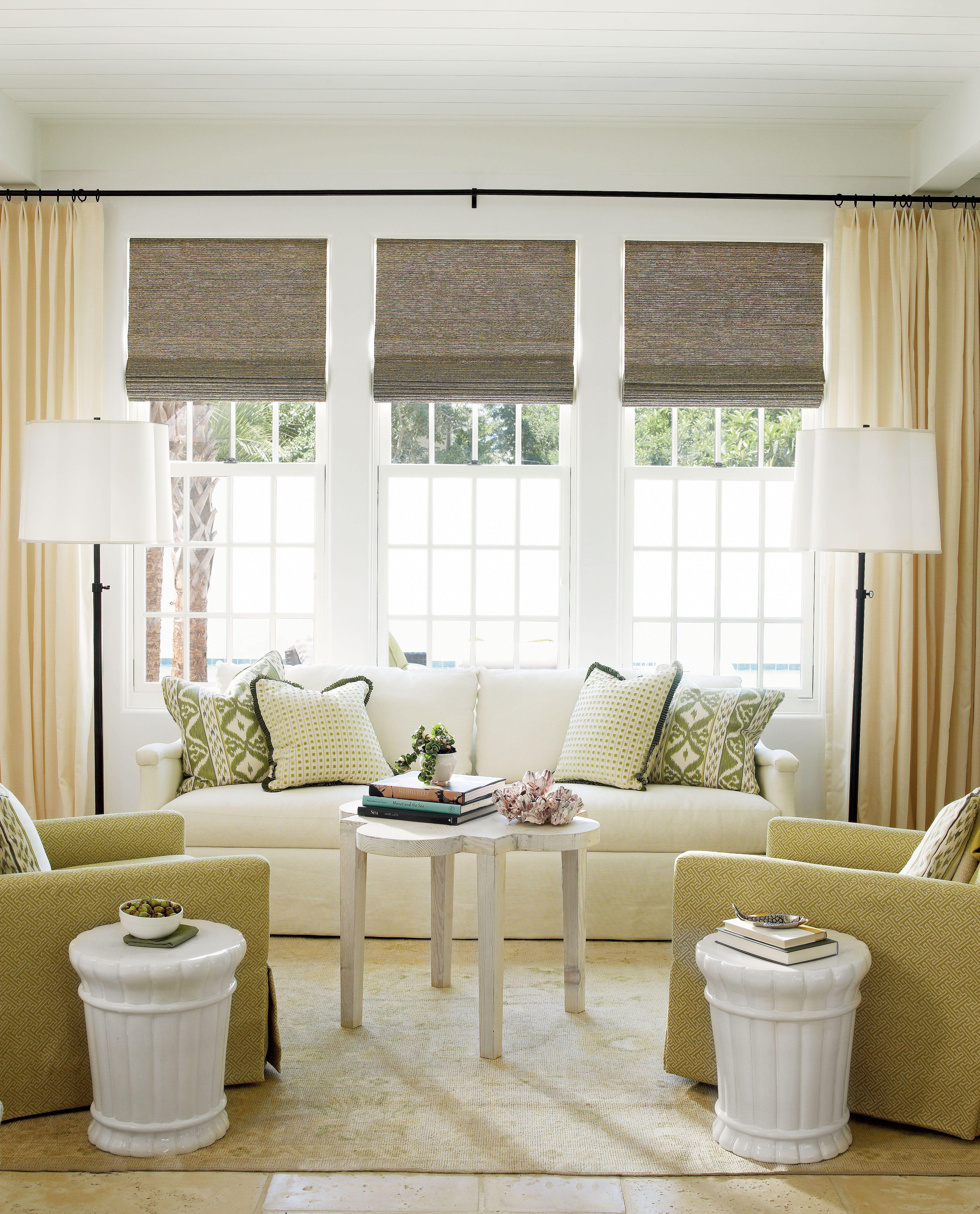 2012   Rosemary Beach   Living Room   Designer: Urban Grace Interiors