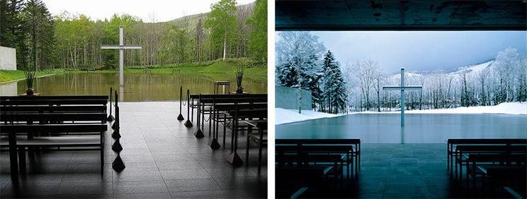 La Iglesia del Agua, Tadao Ando | Arquitectura y empresas