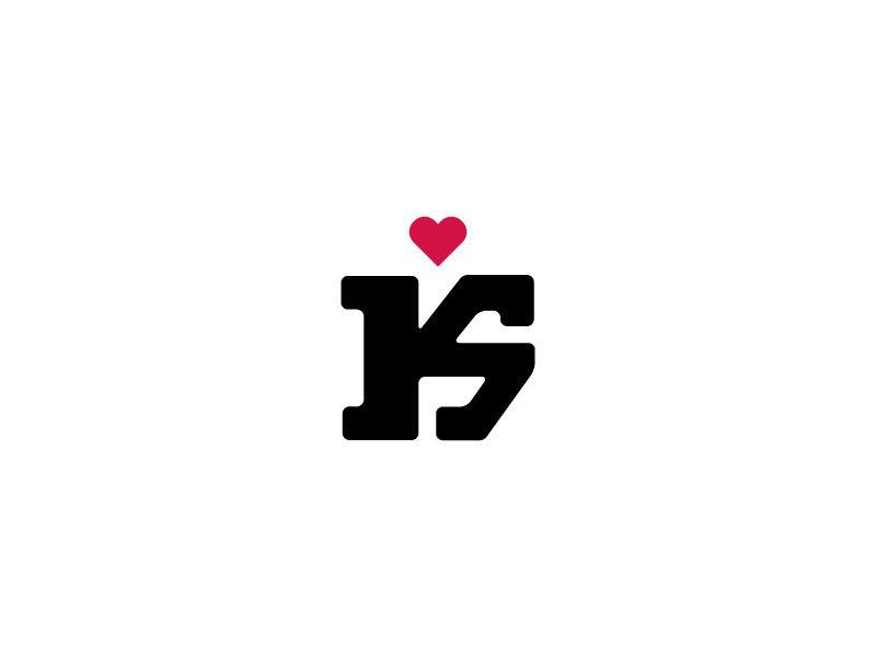 Ks Monogram In 2020 Musical Logo Design Love Logo Lettering Design
