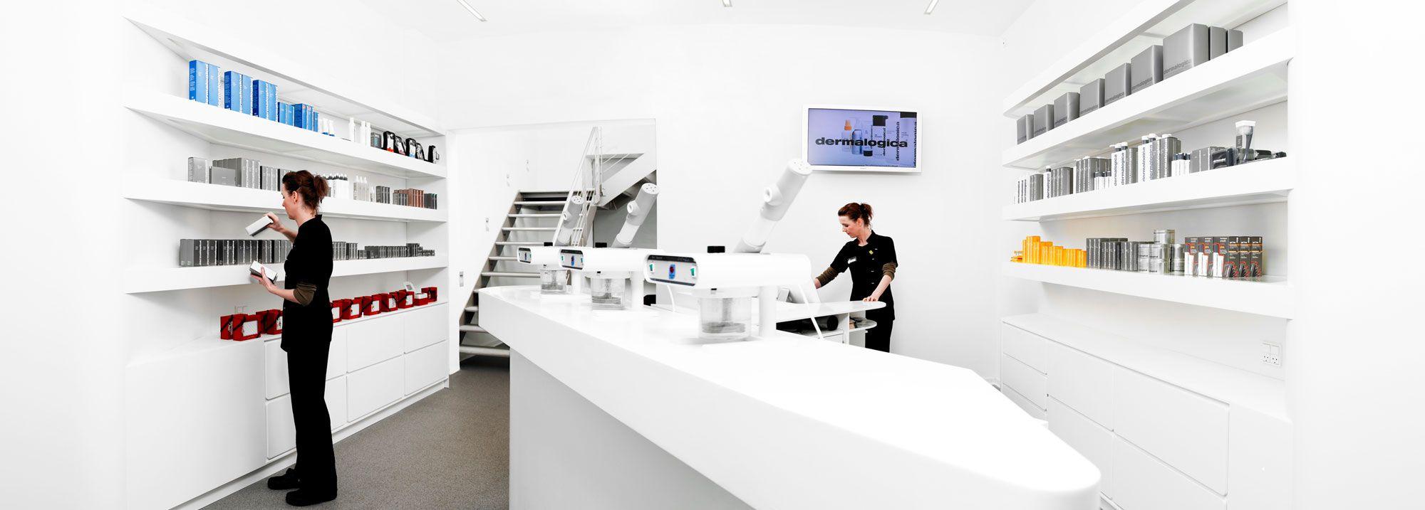 Krads Dermalogica Skin Bar Clinic Dermalogica Dynamic Purity Design