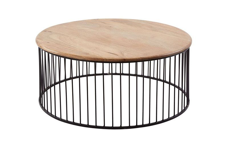 12 Round Coffee Tables We Love Outdoor Coffee Tables Iron Coffee Table Round Coffee Table