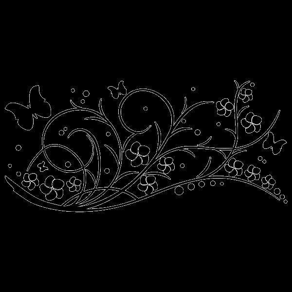Enredaderas De Flores Para Dibujar Imagui Wreath Drawing Drawings Flower Art