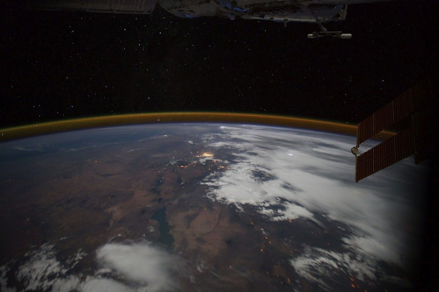 Kenya at the coast of the Indian Ocean photographed from