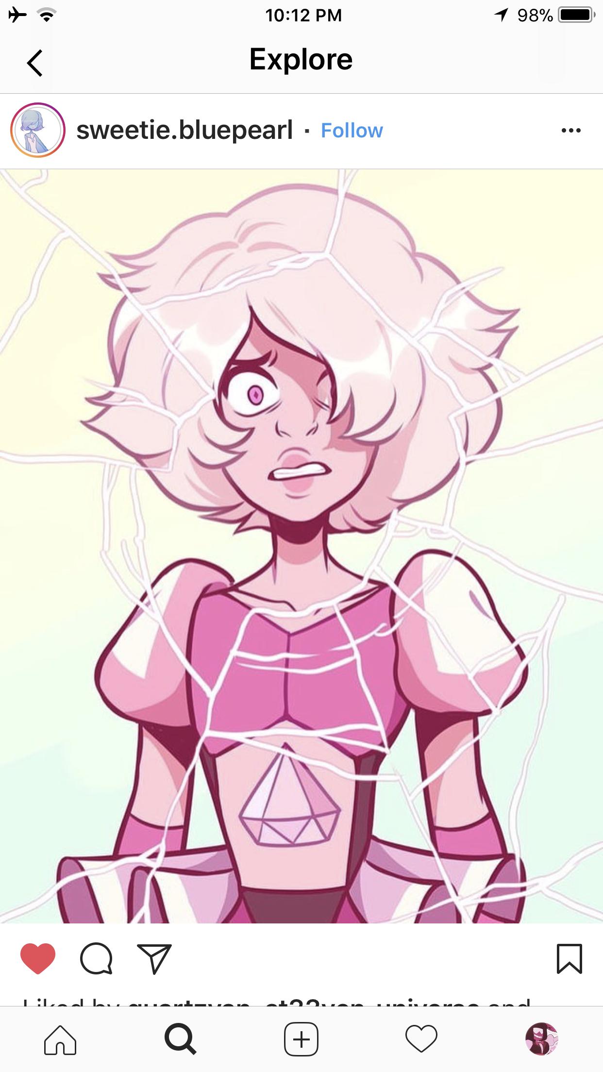 Pin By Natalia Lobo On Steven Universe Steven Universe Gem Pink Diamond Steven Universe Steven Universe