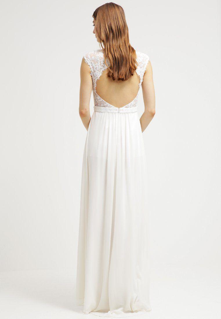 Mit diesem Kleid hast du einen strahlenden Auftritt. Unique Ballkleid - cream white für 269,95 € (15.02.16) versandkostenfrei bei Zalando bestellen.