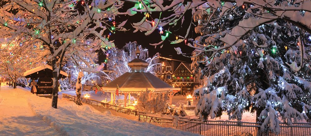 Top 10 Holiday Destinations Trailer Life Top 10 Holiday Destinations Leavenworth Washington Holiday Destinations