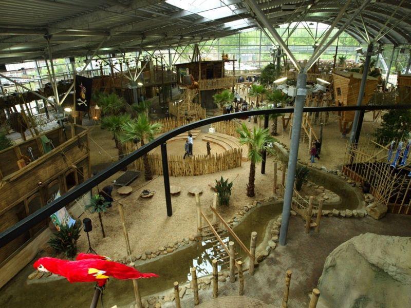 Maar meteen even met de obvious beginnen: je zou dan in een dierentuin wonen!