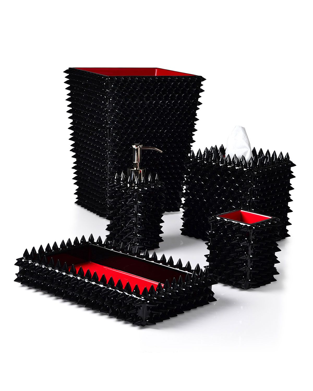 Quill Makeup Brush Holder Handcrafted jewelry box, Brush