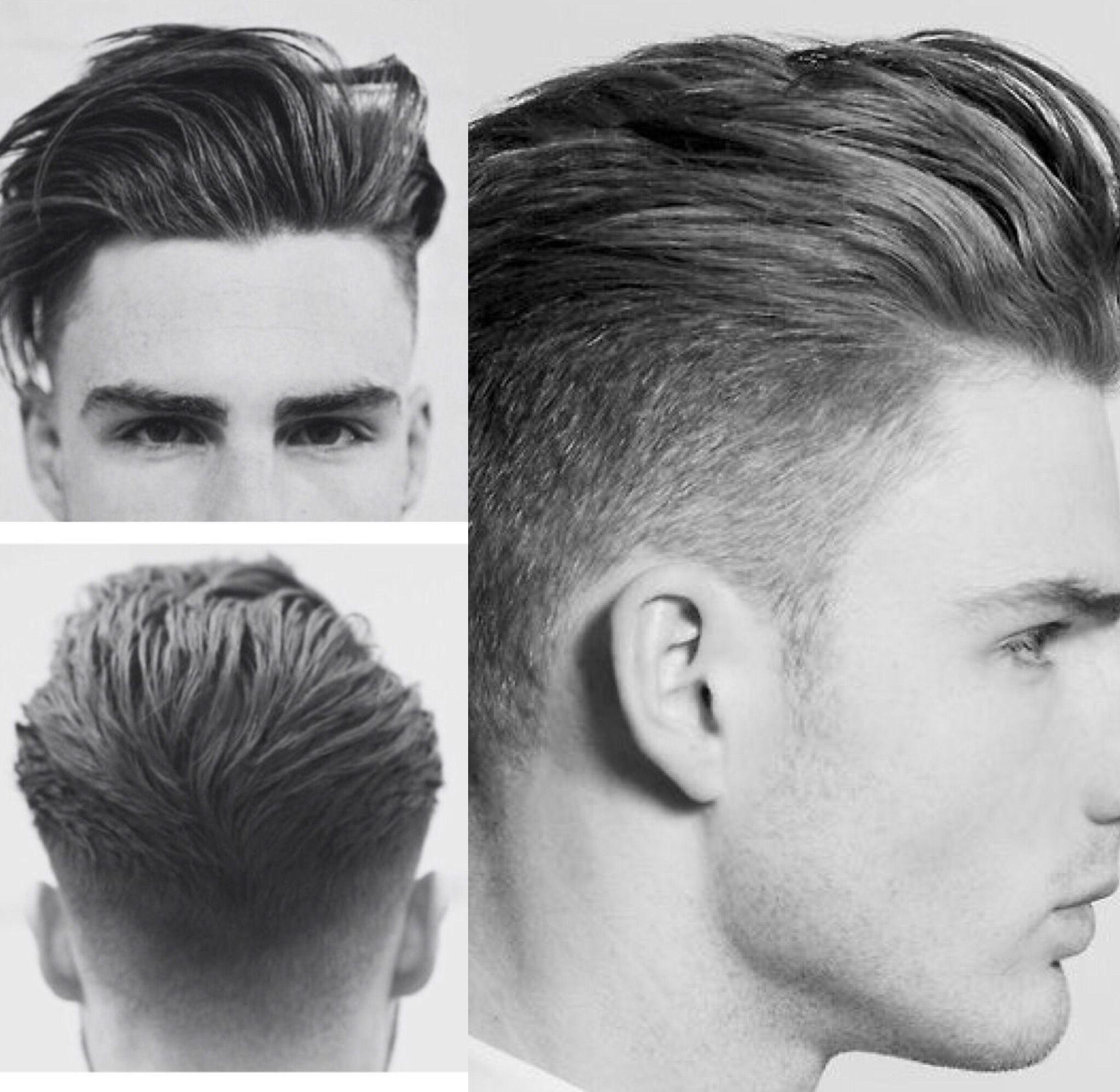 swept back undercut hairstyle   aman x in 2019   hair cuts