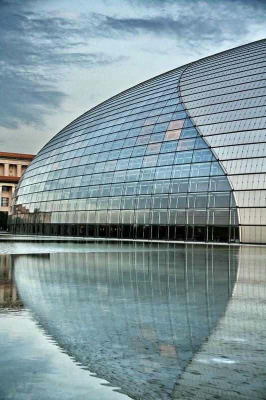 Beijing Opera House, Beijing, China!