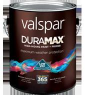 Valspar Duramax Exterior Paint 100 Acrylic Aluminum Siding Duramax Valspar Aluminum Siding