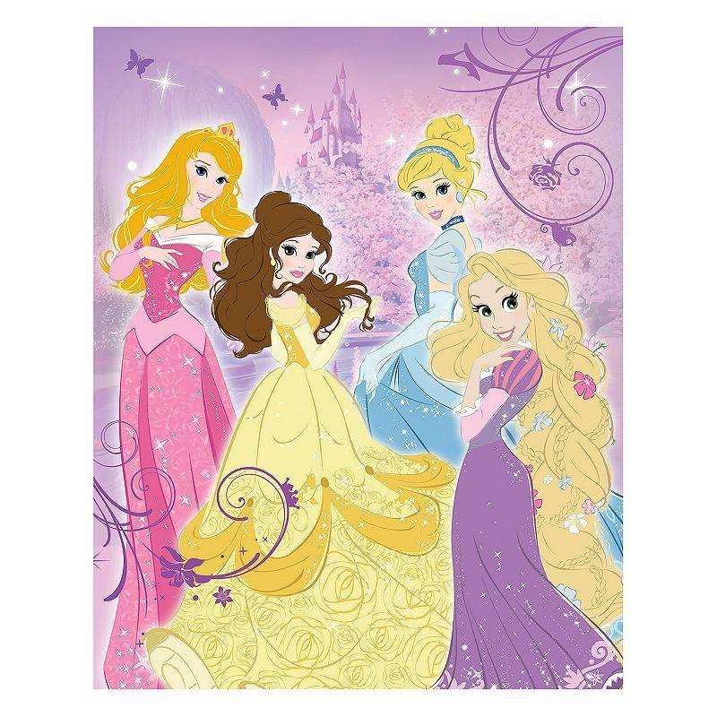 Disney Princess Framed Wall Art, Multicolor   Products   Pinterest ...
