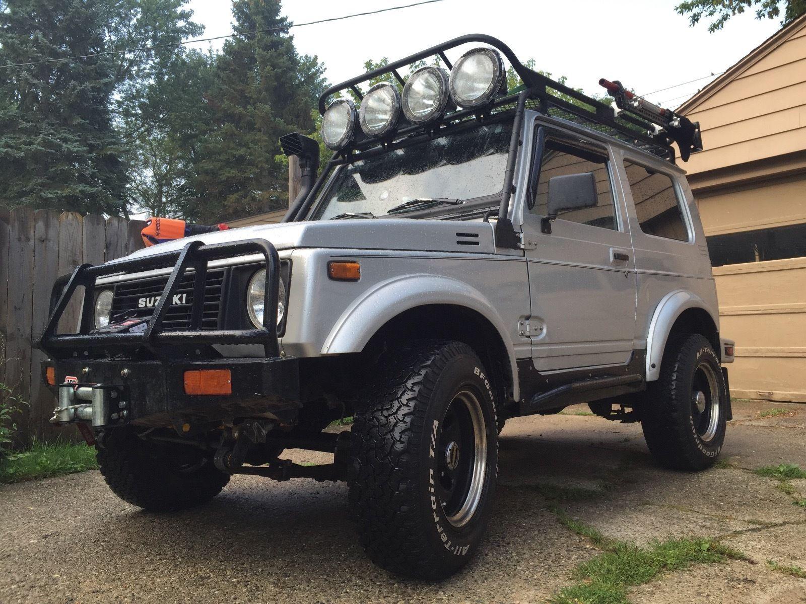Suzuki: Samurai | Motor car and Cars