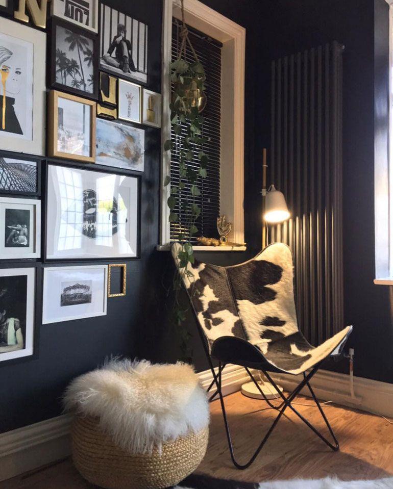 A Story Of Home Artynads Home Living Room Decor Dark Interiors