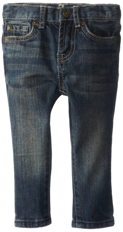 4582084b Seven for All Mankind Baby Boys Slimmy Stretch Jeans (skinny straight-leg)