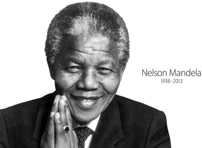Apple S Home Page Is A Tribute To Nelson Mandela Nelson Mandela Yousuf Karsh Mandela