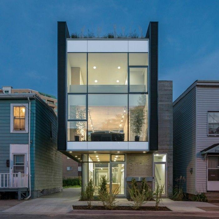 Moderne Fassade moderne fassaden ein gemütliches haus mit einer modernen fassade