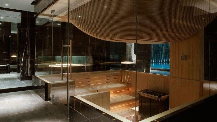 klafs sauna and wellness references corinthia hotel london klafs references sauna spa. Black Bedroom Furniture Sets. Home Design Ideas