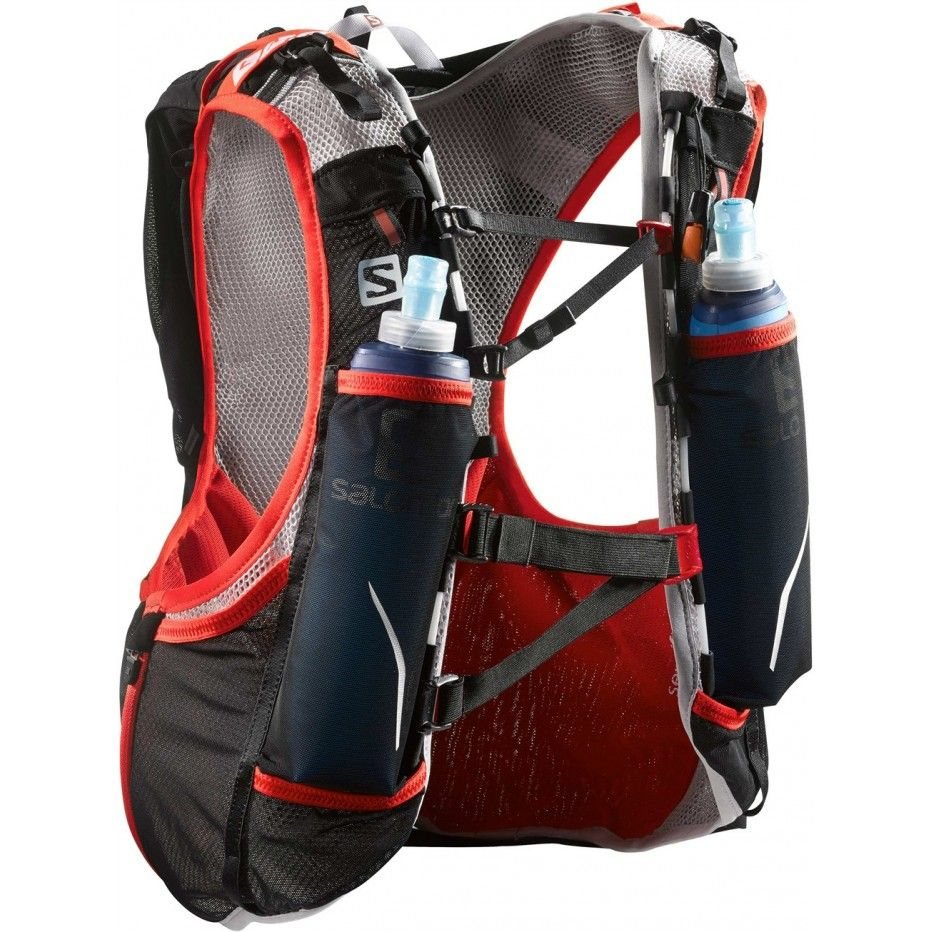 Sac Et Gourdes Pour Trail Salomon Trail Running Gear Hiking Equipment Running Hydration Pack