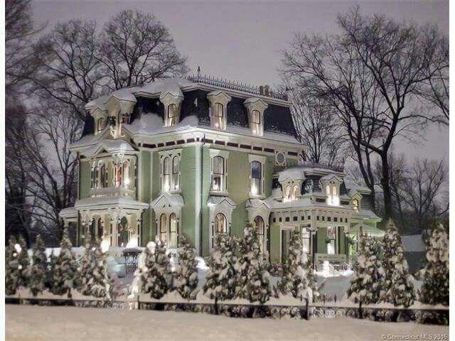 Victorian Winter Wonderland