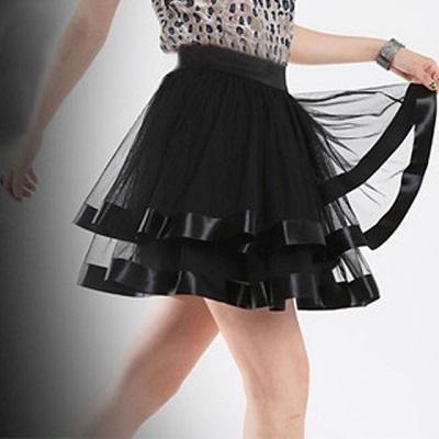 60a6489a4dc Como fazer uma saia de tule. De entre as peças de roupa mais femininas e…