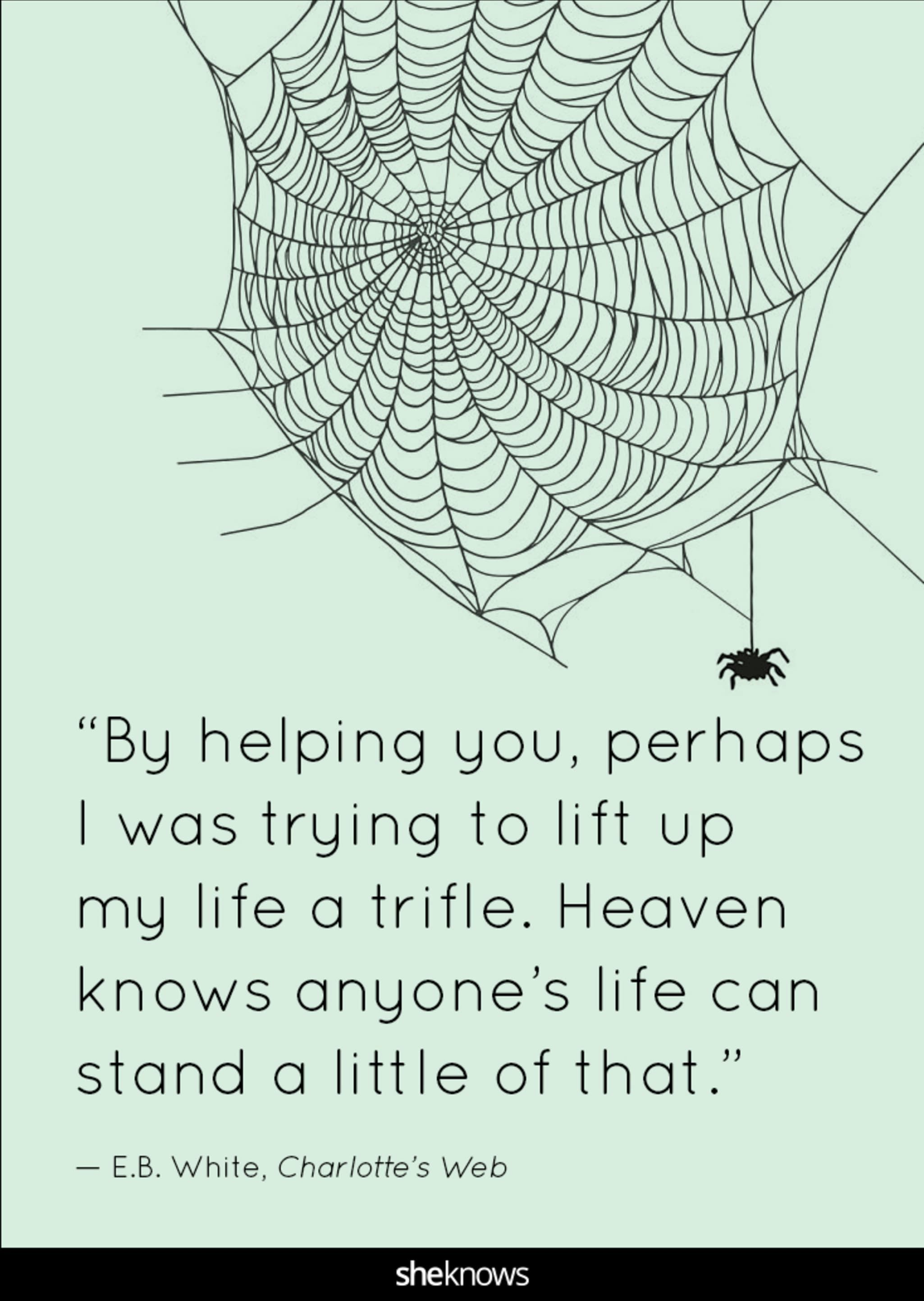 These Charlotte\'s Web Quotes About Life & Friendship Are Everything ...