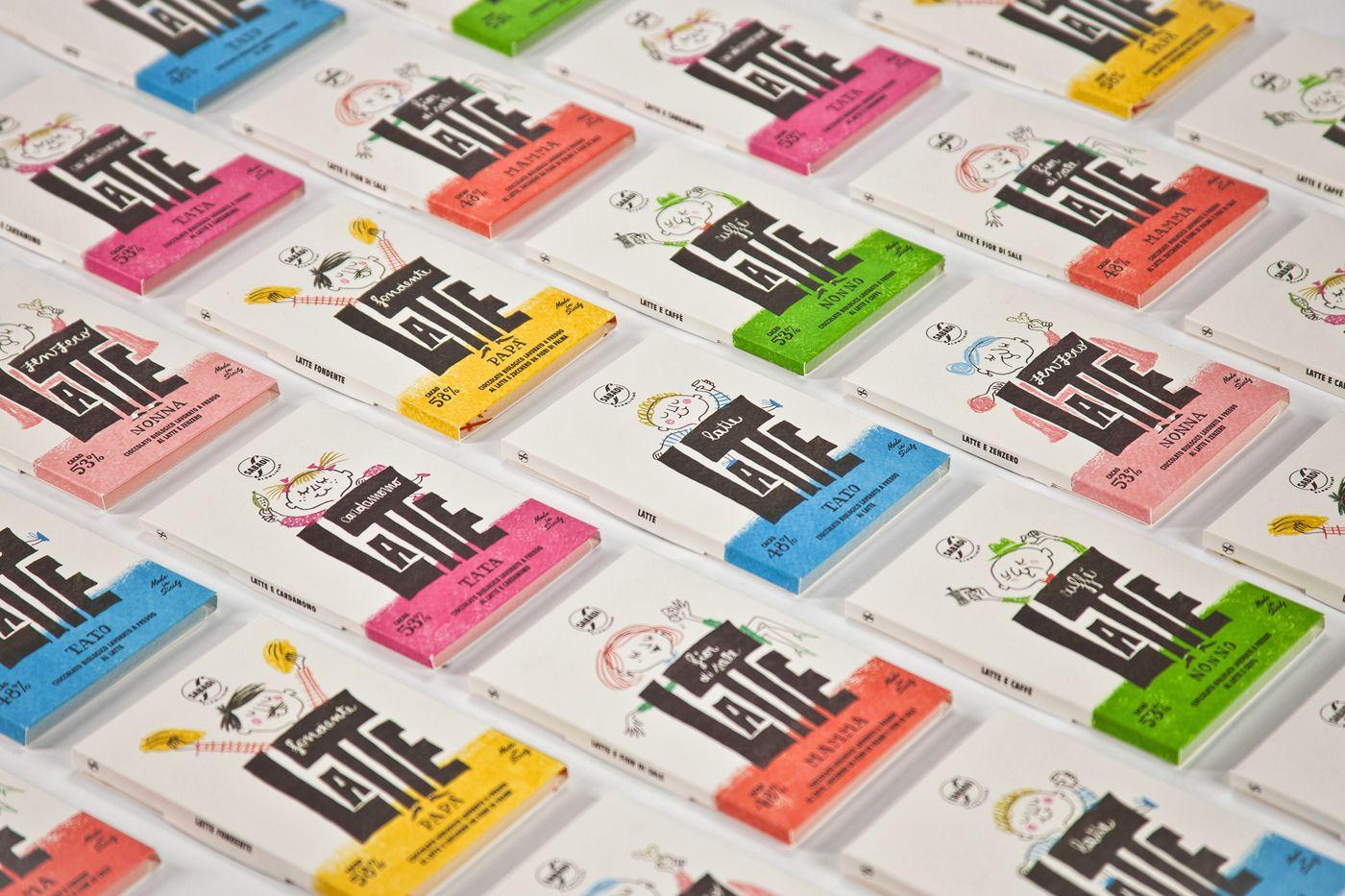 """다음 @Behance 프로젝트 확인: """"Sabadì — Latte"""" https://www.behance.net/gallery/42225805/Sabadi-Latte"""