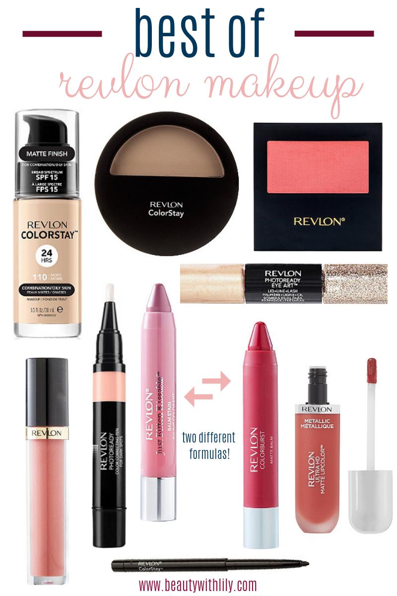 The Best Revlon Makeup