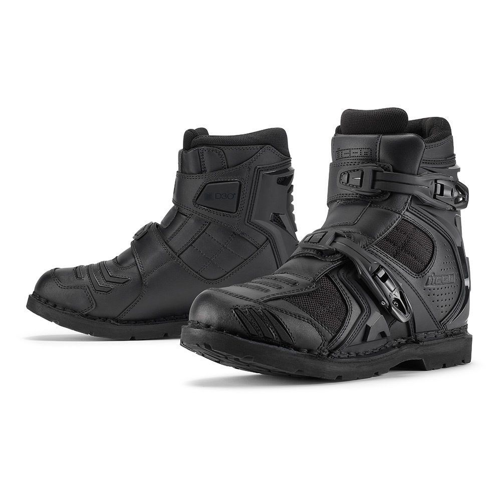 ICON FIELD ARMOR 2 BOOTS | Women's motorcycle boots