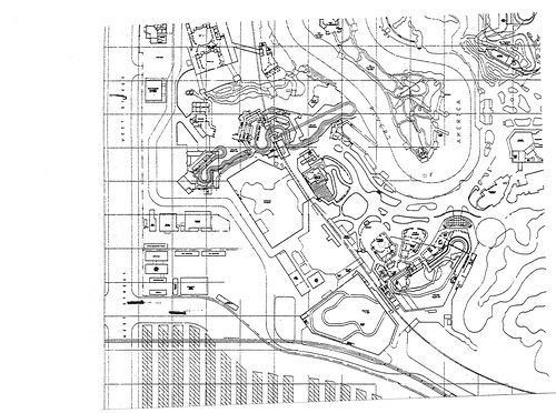 Disneyland Blueprint 89 #4 Disney parks, Vintage disney and Disney - new blueprint plan company