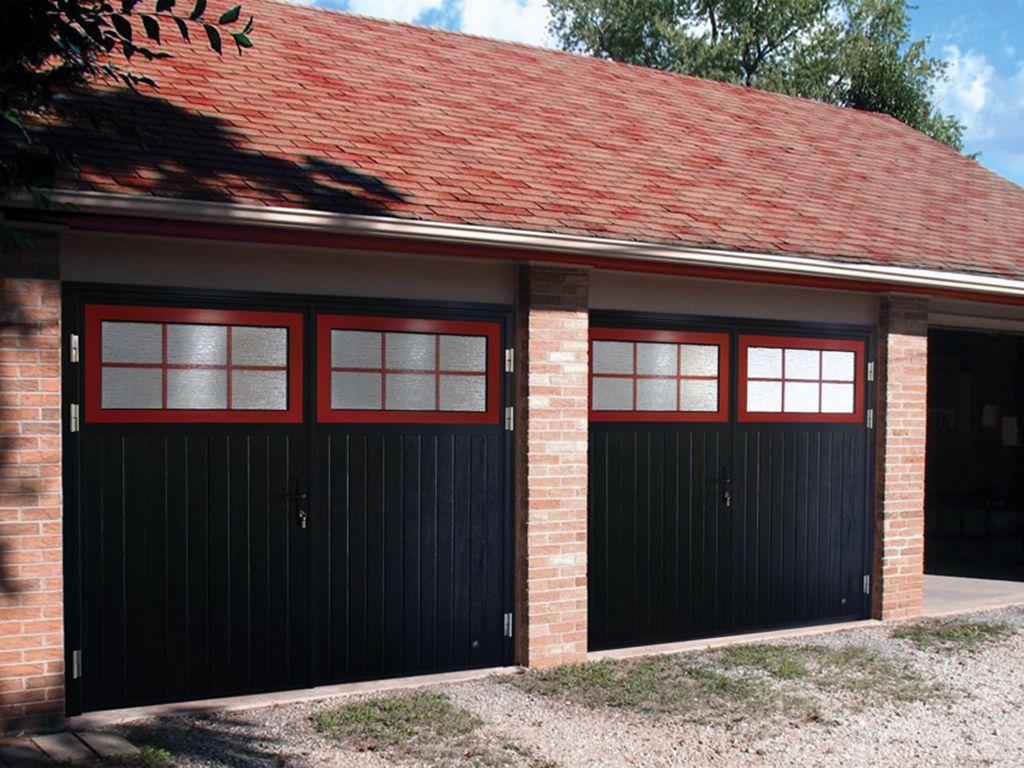 Mit Den Gut Isolierten Türen, Lassen Sich Garagen Zusätzlich Als Werkstatt
