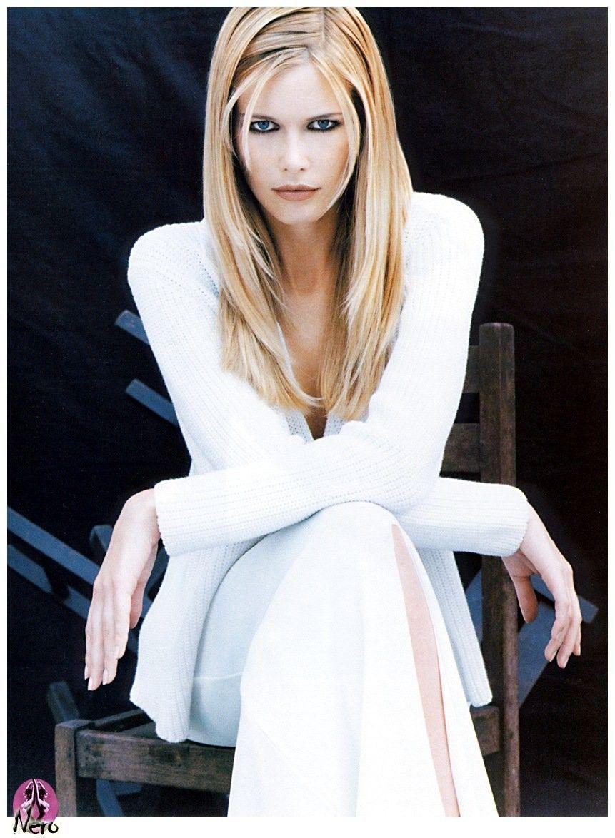 Claudia Schiffer Wunderschone Frau Models Claudia Schiffer