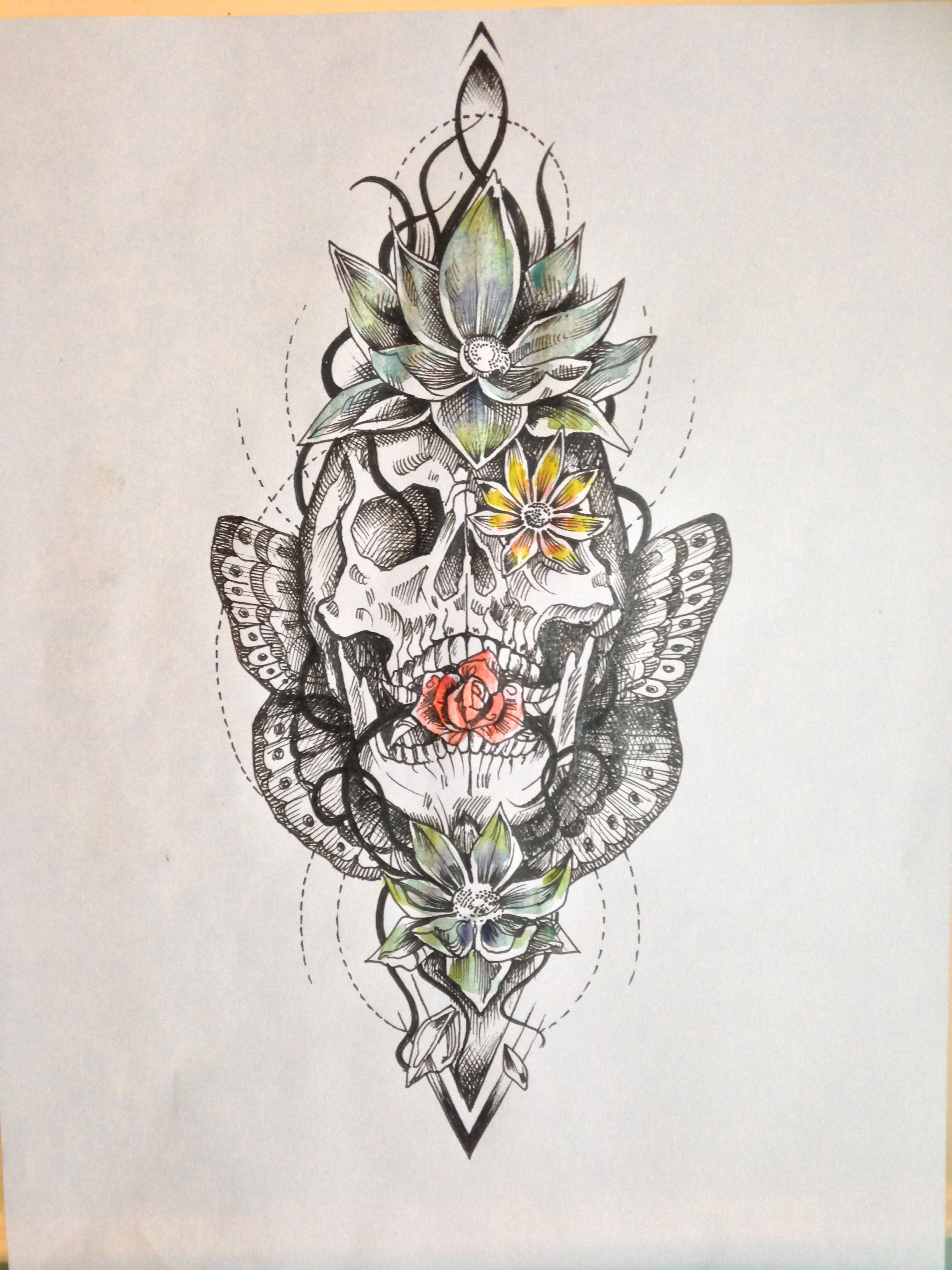 Without the butterfly wings and with cactus and cactus flowers #cactuswithflowers