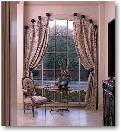 Metals01a Jpg 401 438 Curtains For Arched Windows Arched