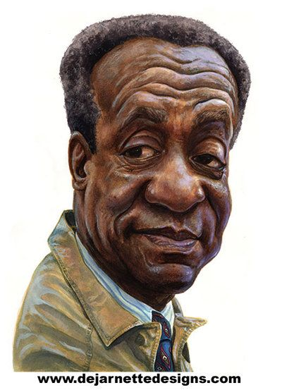 how to draw bill cosby