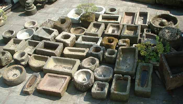 Stone Garden Planters And Troughs Stone troughs and stone sinks from english garden antiques stone troughs and stone sinks from english garden antiques workwithnaturefo
