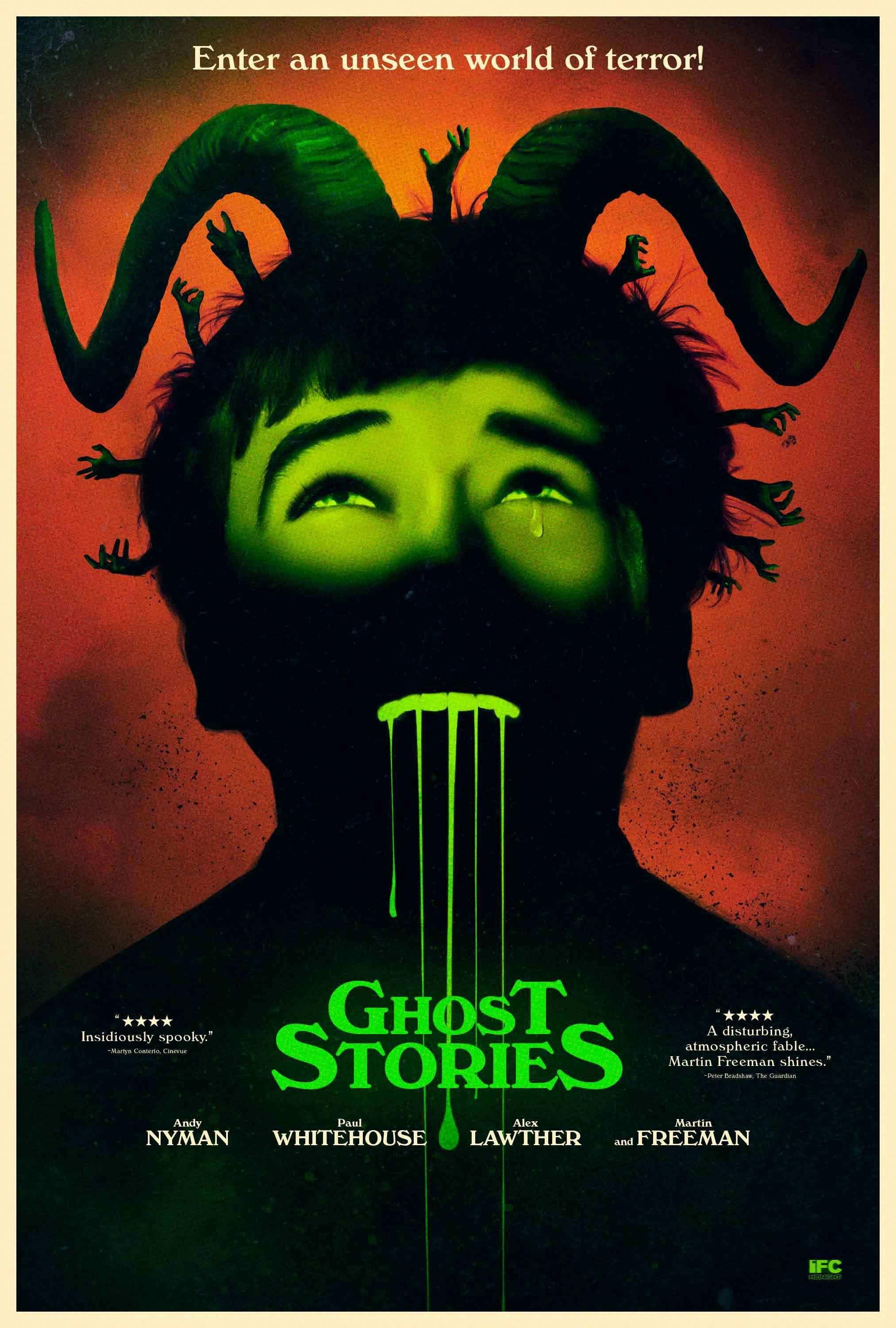 Ghost Stories (2017) [2025x3000] | Movie Posters | Best