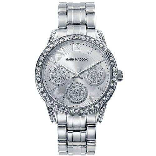 Reloj Mark Maddox MM6009-87 trendy silver http://relojdemarca.com/producto/reloj-mark-maddox-mm6009-87/